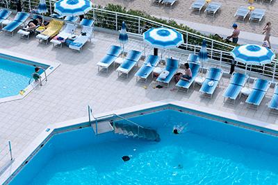 Hotel With Swimming Pool In Jesolo Lido Hotel Bristol